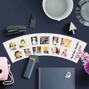 Appreciation Teacher Gift Flowerpot with 12 Photos