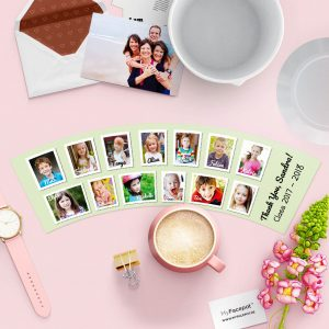 Graduation Flowerpot Gift for my Teacher with 13 Photos
