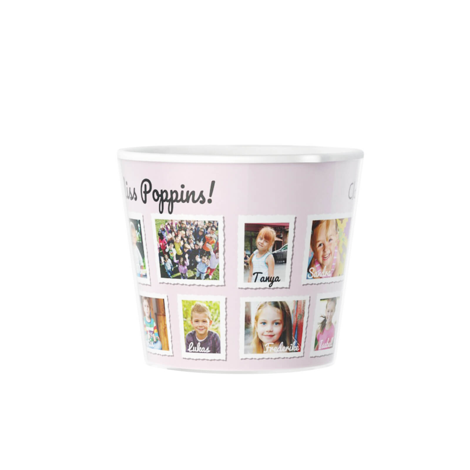 Kindergarten Pot 16 Photos Plant pot with Photo
