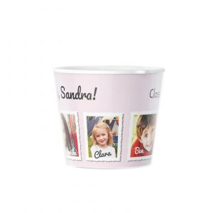Kindergarten Pot 5 Photos Facepot planter