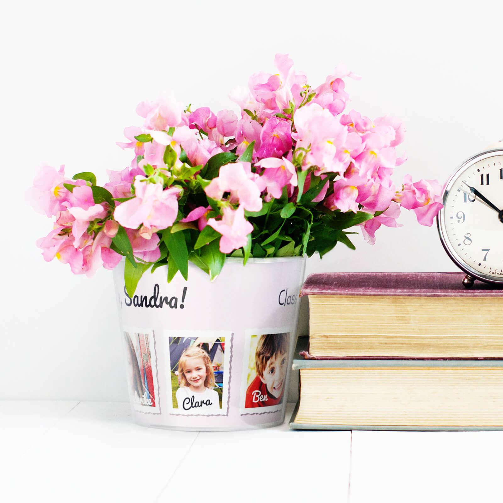Kindergarten teacher appreciation flowerpot gift idea preschool 5 photos - Gifts For Kindergarten Teachers