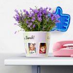 Kindergarten Teacher Flowerpot Gift Idea 6 Photos