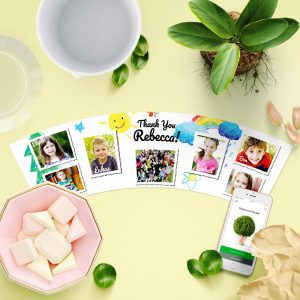 Preschool Teacher appreciation Gift Thank You Flowerpot 7 kid's photos