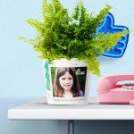 Preschool Teacher easter Flowerpot Gift Thank You 2 Photos