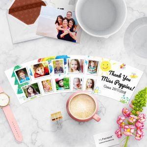 Thank You Kindergarten 10 photos of kids Thank you appreciation Flowerpot Gift
