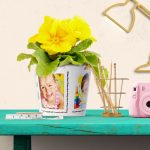 Thank You Kindergarten 3 Photos Flowerpot Gift Ideas for Teachers