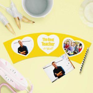 Flowerpot Gift for preschoolers Best Teacher in the World