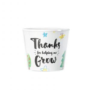 Thanks For Helping Me Grow Kindergarten Teacher Gift Idea